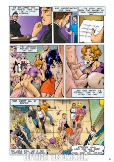 School Girl's Revenge (Una Mujer Studio)- Lustomic image 16