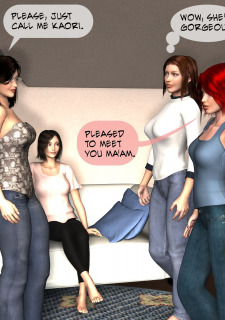 Shemale-School for Girls 14 image 21