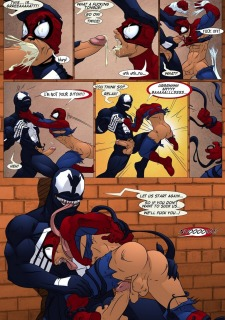 Shooters (Spider-Man Venom) image 12