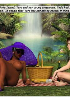 Shota Island Picnic- UncleSickey image 3