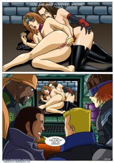 G.I. Joe- Sigma 6- Palcomix image 08