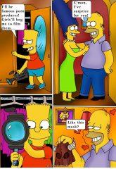 Simpson – Bart Porn Producer image 02
