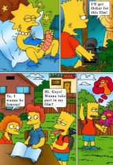 Simpson – Bart Porn Producer image 06