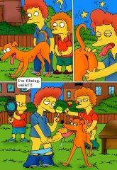 Simpson – Bart Porn Producer image 07
