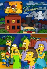 Simpson – Bart Porn Producer porn comics 8 muses