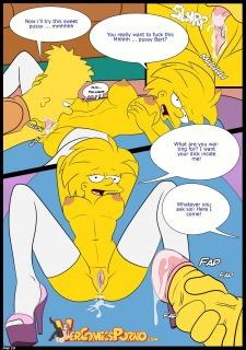 Los Simpsons- Costumbres 2- Croc image 17