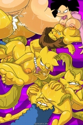 Simpsons Into the Multiverse image 27