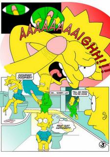 The Simpsons-Lisa's Lust image 03
