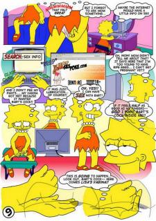 The Simpsons-Lisa's Lust image 09