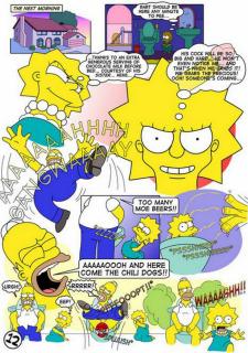 The Simpsons-Lisa's Lust image 12
