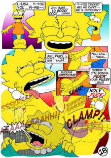 The Simpsons-Lisa's Lust image 18