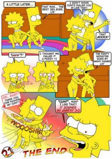 The Simpsons-Lisa's Lust image 21