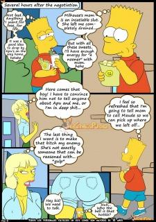 Simpsons- Old habits 7- Croc image 9