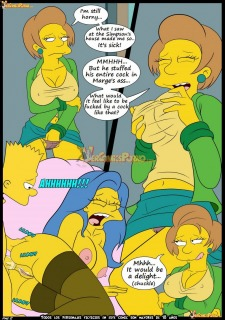 Los Simpsons 5- New Lessons, Croc image 03
