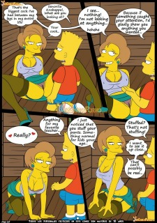Los Simpsons 5- New Lessons, Croc image 13