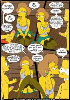 Los Simpsons 5- New Lessons, Croc image 14