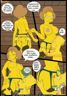 Los Simpsons 5- New Lessons, Croc image 16