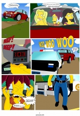 Simpsons- Road To Springfield image 08