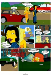 Simpsons- Road To Springfield image 11