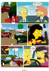 Simpsons- Road To Springfield image 12