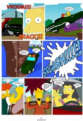 Simpsons- Road To Springfield image 13