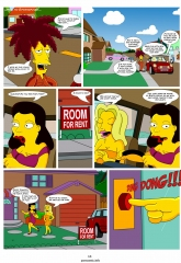 Simpsons- Road To Springfield image 14