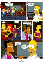 Simpsons- Road To Springfield image 17