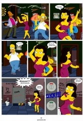 Simpsons- Road To Springfield image 19