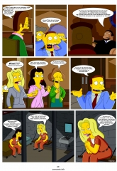 Simpsons- Road To Springfield porn comics 8 muses