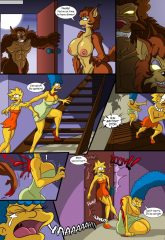Simpsons-Treehouse of Horror 2- Kogeikun porn comics 8 muses