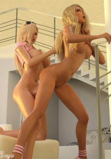 Sin Sisters 2 – No Rest For The Wicked image 56