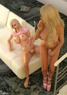 Sin Sisters 2 – No Rest For The Wicked image 59