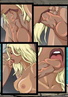 Sinful Comics-Jessica Simpson Hollywood Celebs image 07
