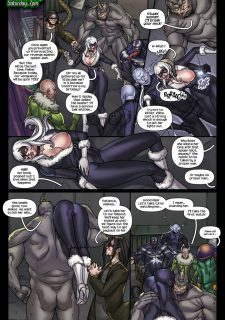 Sinister Six- Against the Black Cat image 3