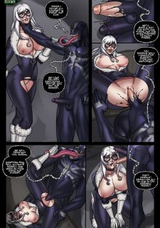 Sinister Six- Against the Black Cat image 8