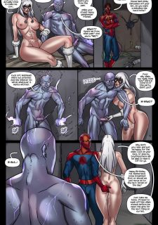 Sinister Six- Against the Black Cat image 10