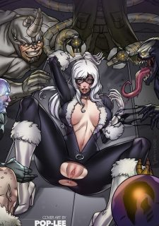 Sinister Six- Against the Black Cat image 11