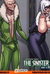 Sinister Six- Against the Black Cat image 15
