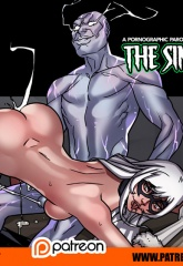 Sinister Six- Against the Black Cat image 21