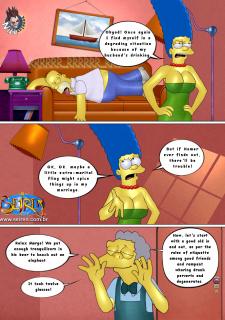Sinpsons-Sex Parody-Seiren image 05
