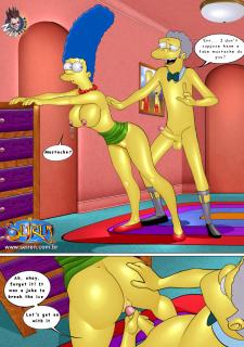 Sinpsons-Sex Parody-Seiren image 07