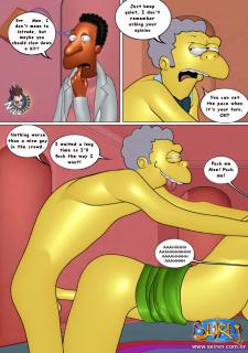 Sinpsons-Sex Parody-Seiren image 11