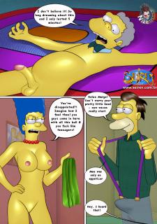 Sinpsons-Sex Parody-Seiren image 14