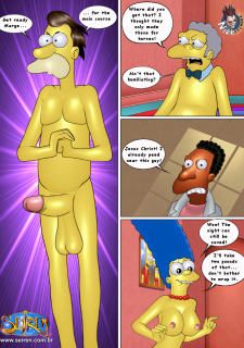 Sinpsons-Sex Parody-Seiren image 15