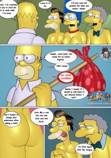 Sinpsons-Sex Parody-Seiren image 29