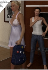 Sister Love- IncestChronicles3D image 07