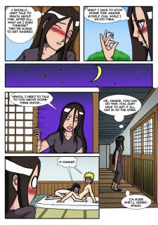 [Matt Wilson] A Sister's Love (Naruto) Colored image 03