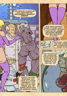 Slaves to Krude- Superheroine Central image 5