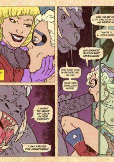 Slaves to Krude- Superheroine Central image 8