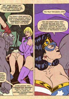 Slaves to Krude- Superheroine Central image 14